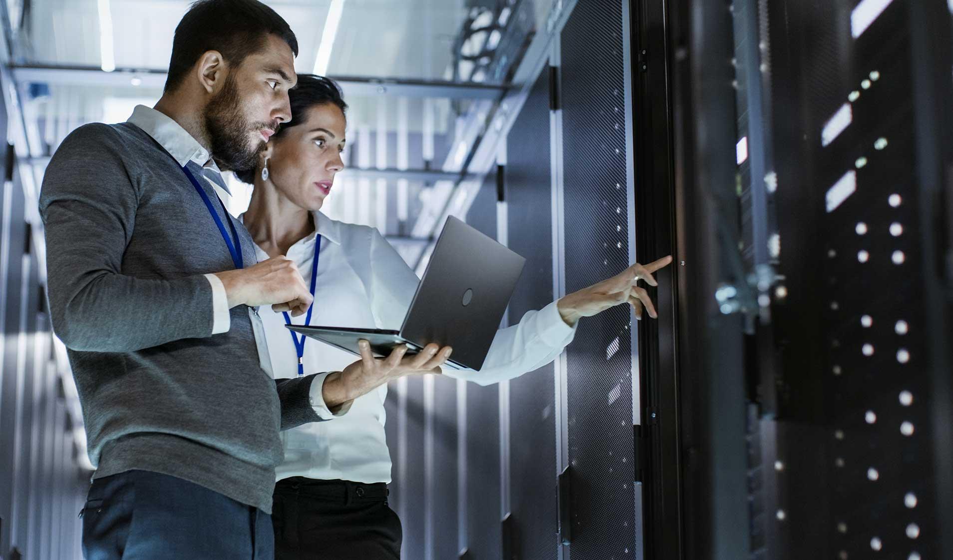 Team Penetration Testing IT Infrastruktur