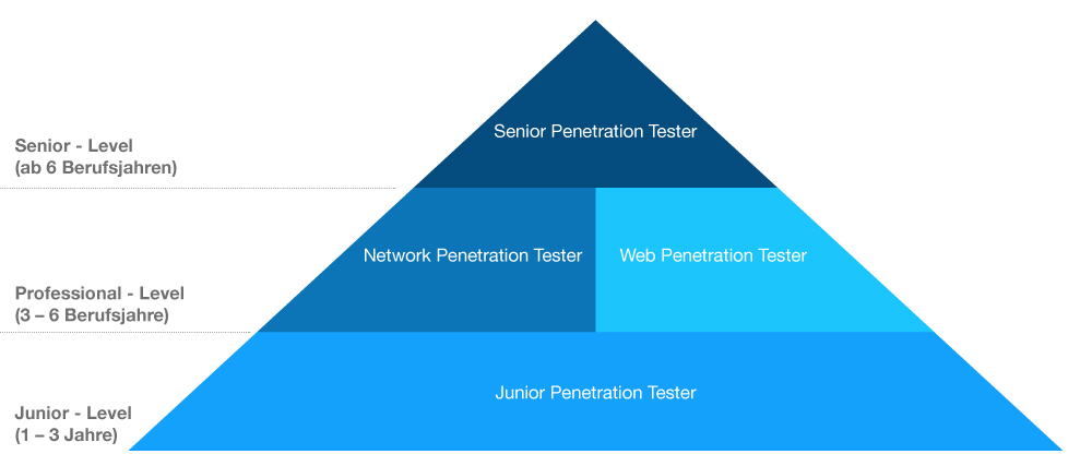PSN Ausbildung Pyramide