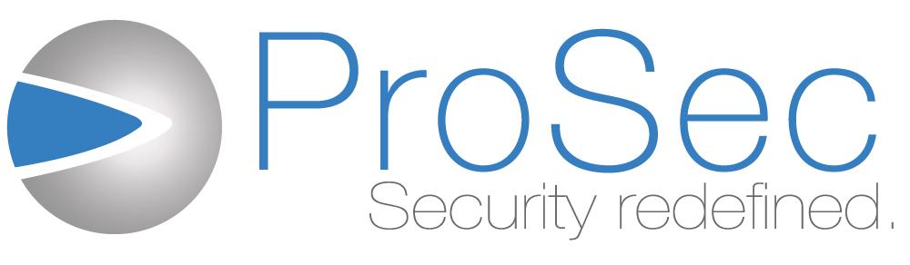 Abbildung des ProSec Logos