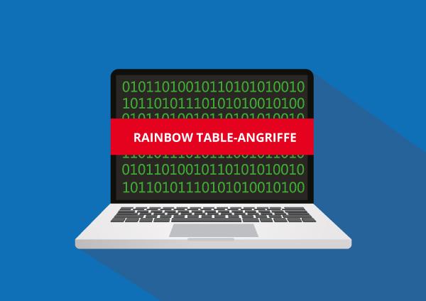 Rainbow-Table-Angriffe