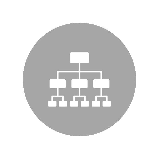 Icon netzwerk
