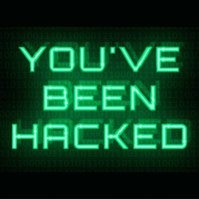 you´ve been hacked