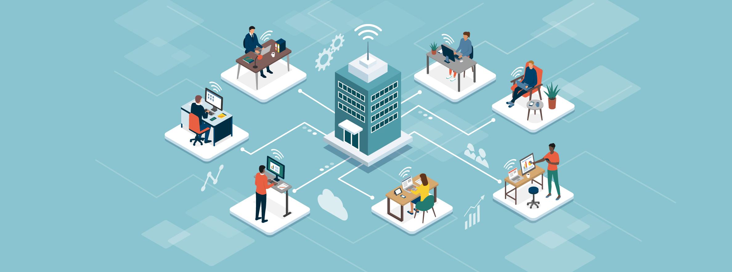 IT-Outsourcing Übersicht