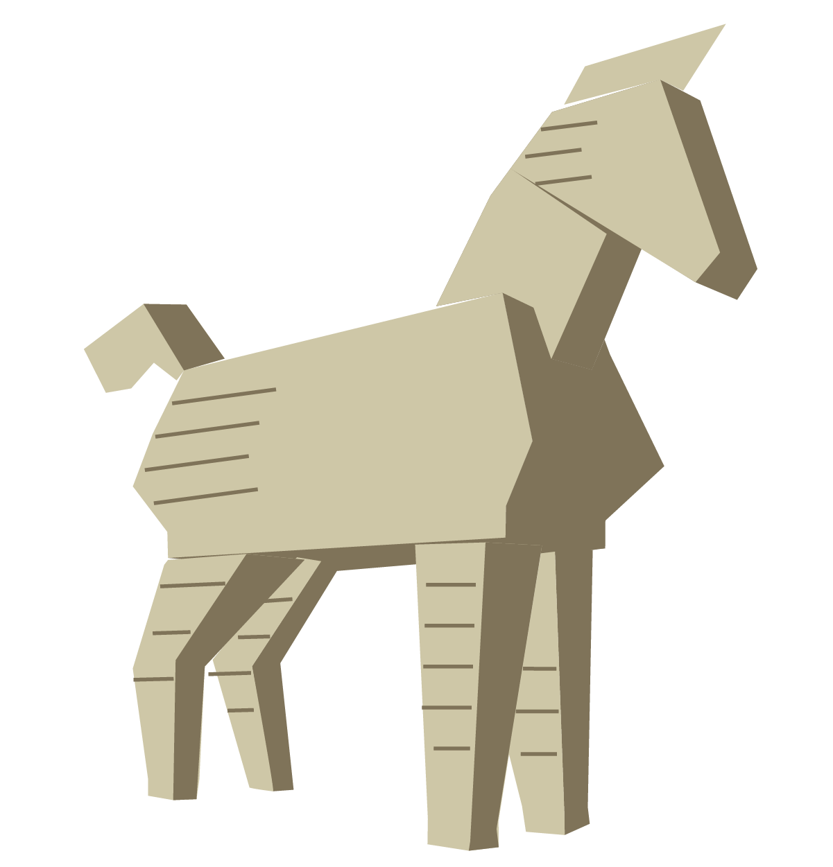 Troyaner Trojanisches Pferd