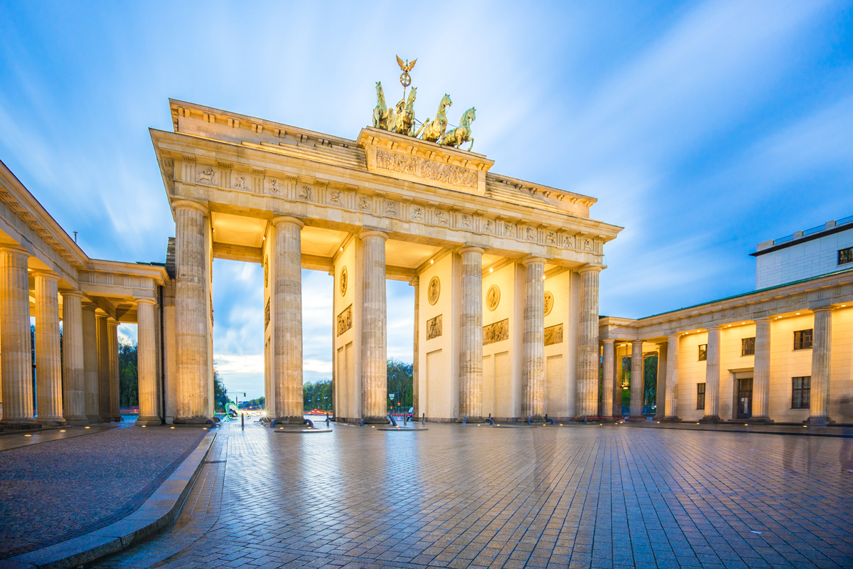 Penetration Testing Berlin Brandenburger Tor