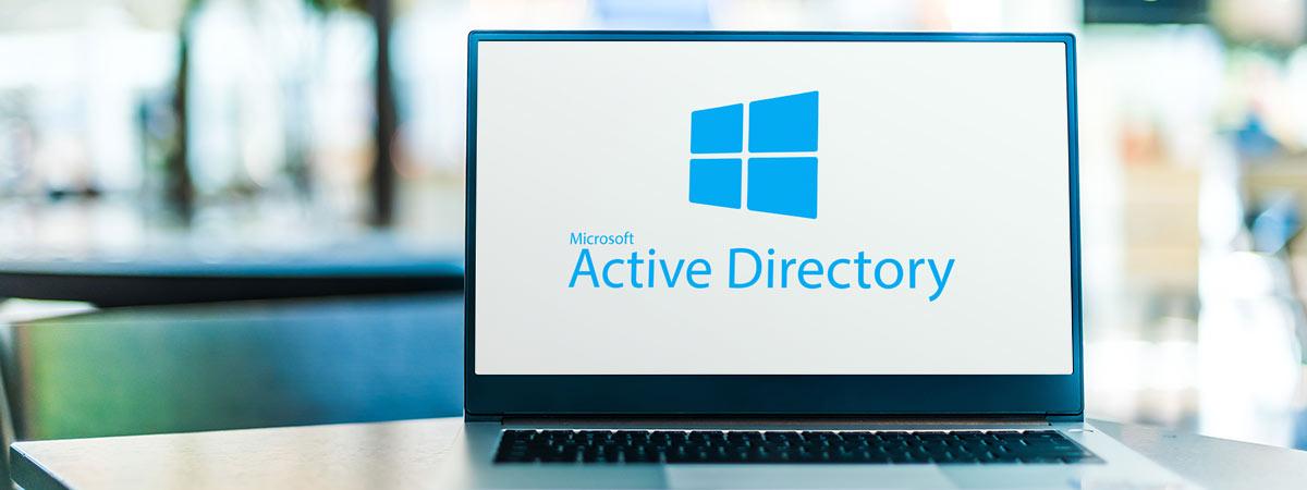 Blog Active Directory Laptop