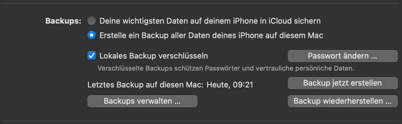 pegasus IOS Encrypted Backup